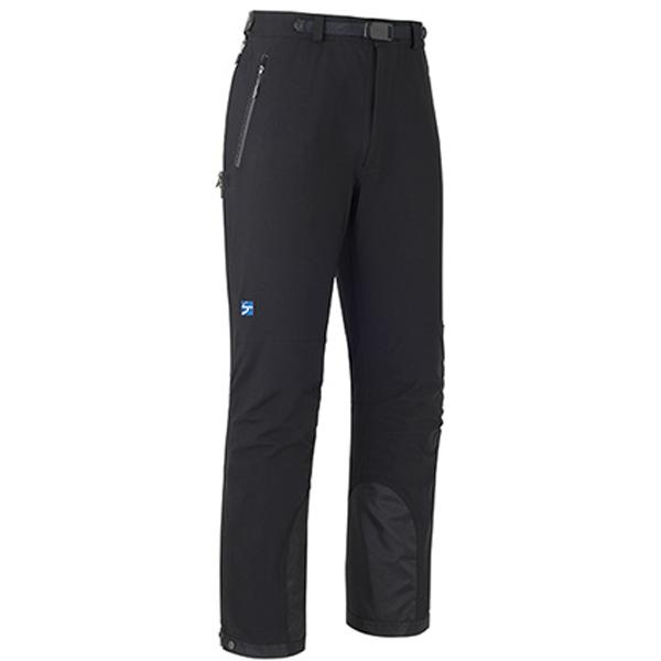 finetrack(ファイントラック) エバーブレスアクロパンツ Ms BK FAM0702男性用 ブラック ロングパンツ メンズウェア ウェア パンツ 中綿入り パンツ 中綿入り男性用 アウトドアウェア