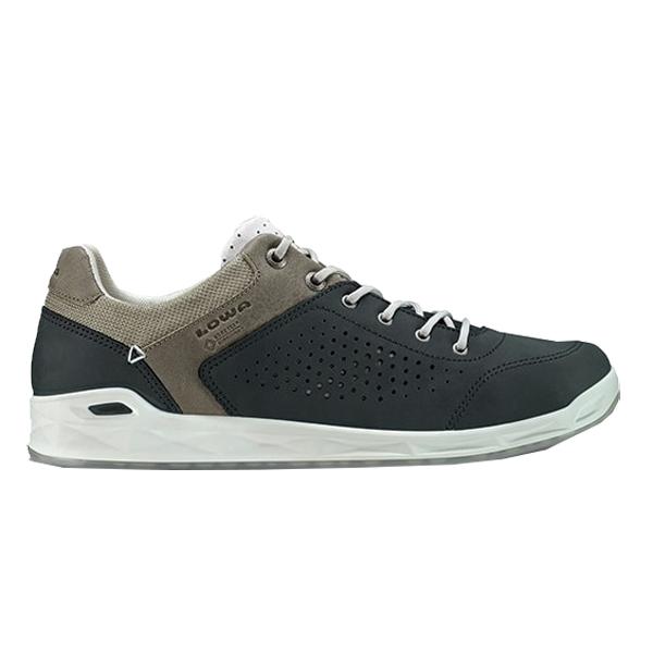 LOWA(ローバー) サンフランシスコ GT/ネイビー×ホワイト/8 L310800-6905-8アウトドアギア トラベルシューズ アウトドアスポーツシューズ トレッキング 靴 ブーツ おうちキャンプ
