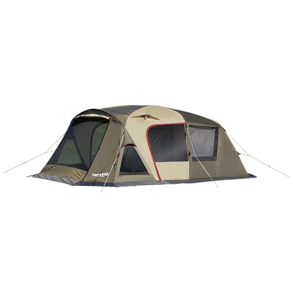 納期:2019年04月下旬ogawa campal(小川キャンパル) ティエラ5-EX/5人用 2766テント タープ キャンプ用テント キャンプ6 アウトドアギア