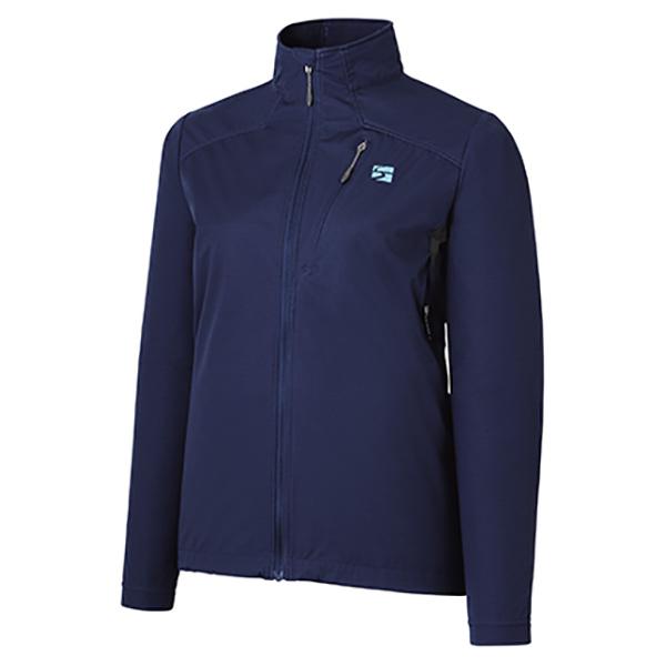 finetrack(ファイントラック) フロウラップジャケット Ws NV FAW0901女性用 ネイビー ジャケット コート アウター ジャケット女性用 アウトドアウェア