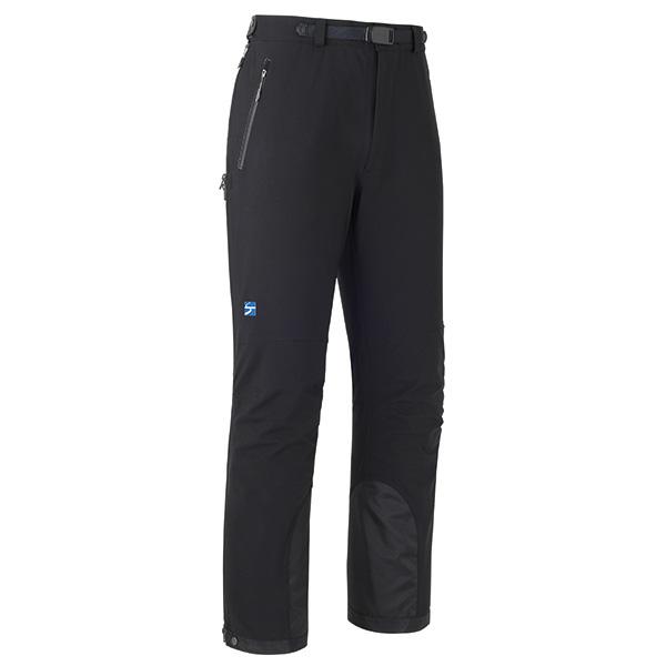finetrack(ファイントラック) エバーブレスアクロパンツ Ms BK XL FAM0702男性用 ブラック ロングパンツ メンズウェア ウェア パンツ 中綿入り パンツ 中綿入り男性用 アウトドアウェア