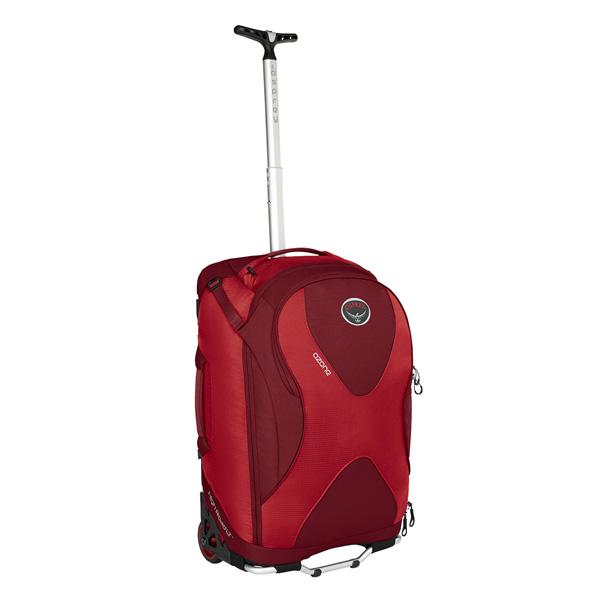 OSPREY(オスプレー) オゾン46(22インチ)/フードゥーレッド OS55410レッド キャリーバッグ バッグ ブランド雑貨 トラベル・ビジネスバッグ キャスターバッグ アウトドアギア