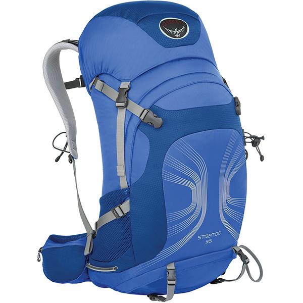 OSPREY(オスプレー) ストラトス 36/ハーバーブルー/S/M OS50319ブルー リュック バックパック バッグ トレッキングパック トレッキング30 アウトドアギア