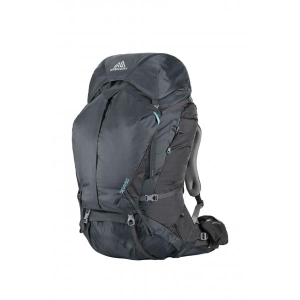 GREGORY(グレゴリー) ディバ80/チャコールグレー/M 65042女性用 グレー リュック バックパック バッグ トレッキングパック トレッキング大型 アウトドアギア