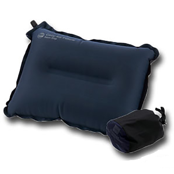 ISUKA (ISCA) non-slip Koji air Pero / Navy Blue outdoor gear 208621 sleeping bag pillow sports outdoors camp for bedding and other