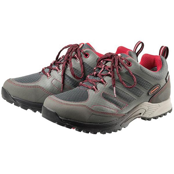 Caravan(キャラバン) キャラバンシューズC1_AC LOW/100グレー/24.5cm 0010108男女兼用 グレー ブーツ 靴 トレッキング トレッキングシューズ トレッキング用 アウトドアギア
