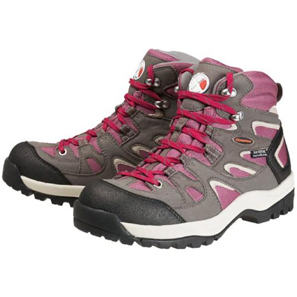 Caravan(キャラバン) C6_02/227ピンク/24.0cm 0010602男女兼用 ピンク ブーツ 靴 トレッキング トレッキングシューズ ハイキング用 アウトドアギア