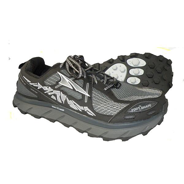 ALTRA(アルトラ) LonePeak3.5 Men/Black/US7 AFM1755F-2ブラック ブーツ 靴 トレッキング アウトドアスポーツシューズ トレイルランシューズ アウトドアギア