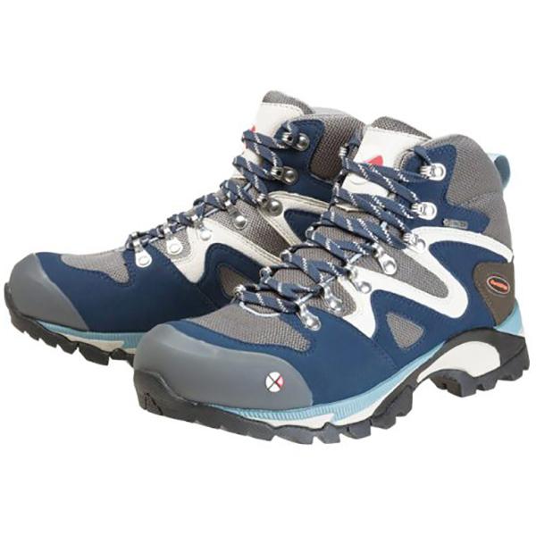 Caravan(キャラバン) C4_03/670ネイビー/25.0cm 0010403アウトドアギア トレッキング用女性用 トレッキングシューズ トレッキング 靴 ブーツ ネイビー