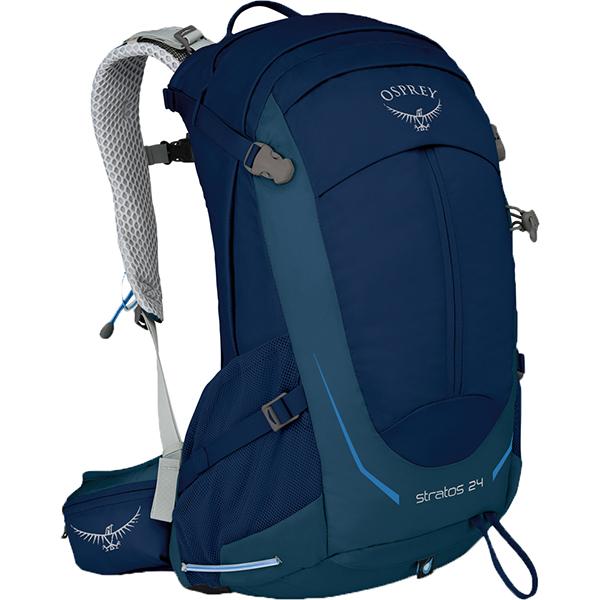 OSPREY(オスプレー) ストラトス 24/エクリプスブルー OS50304002001アウトドアギア トレッキング20 トレッキングパック バッグ バックパック リュック ブルー 男性用