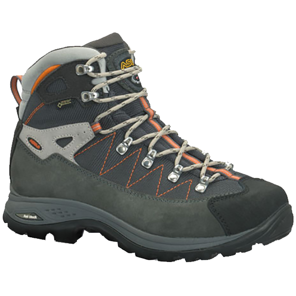 ASOLO(アゾロ) AS.ファインダー GV MS/GP/FL/K9.0 1829675男性用 グレー ブーツ 靴 トレッキング トレッキングシューズ ハイキング用 アウトドアギア