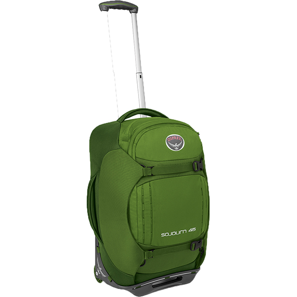 OSPREY(オスプレー) ソージョン45(22インチ)/ナイトログリーン OS55007グリーン キャリーバッグ スーツケース トラベル・ビジネスバッグ キャスターバッグ アウトドアギア