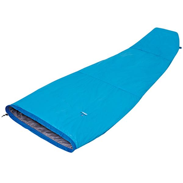 finetrack(ファイントラック) ポリゴンネストブルーUL/BL FAG0561ブルー サマータイプ(夏用) シュラフ 寝袋 アウトドア用寝具 マミー型 マミーサマー アウトドアギア