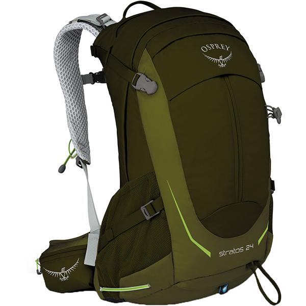 OSPREY(オスプレー) ストラトス 24/ゲイターグリーン OS50304グリーン リュック バックパック バッグ トレッキングパック トレッキング20 アウトドアギア