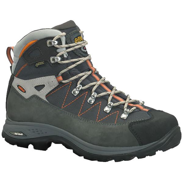 ASOLO(アゾロ) AS.ファインダー GV MS/GP/FL/K9.5 1829675男性用 グレー ブーツ 靴 トレッキング トレッキングシューズ トレッキング用 アウトドアギア