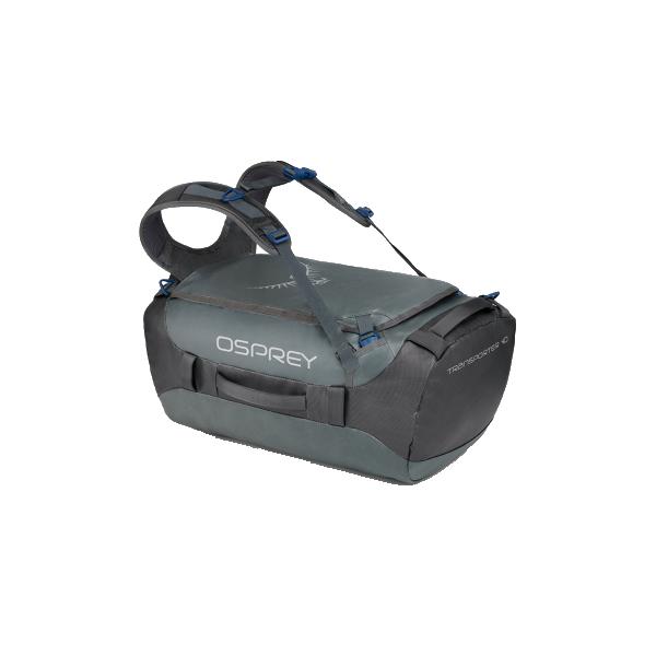 OSPREY(オスプレー) トランスポーター 40/ポイントブレイクグレー OS55184006001アウトドアギア トラベル・ビジネスバッグ ボストンバッグ ダッフルバッグ おうちキャンプ