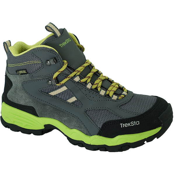 TrekSta(トレクスタ) FP-0401MID GTXライト/CH/LM994/23.5 EBK166グレー ブーツ 靴 トレッキング トレッキングシューズ トレッキング用 アウトドアギア