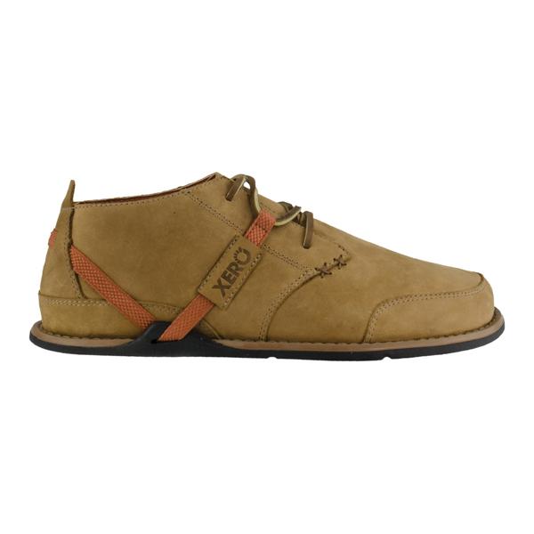 XEROSHOES(ゼロシューズ) コールトンメンズ/メスキート/M10 CCM-MQRUアウトドアギア トレイルランシューズ アウトドアスポーツシューズ トレッキング 靴 ブーツ ベージュ 男性用