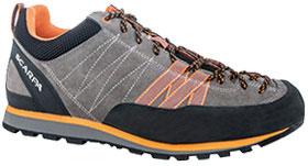 SCARPA(スカルパ) クラックス/グレー/オレンジ/#42 SC21030ブーツ 靴 トレッキング トレッキングシューズ ハイキング用 アウトドアギア