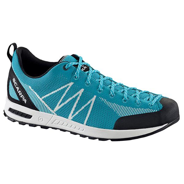 SCARPA(スカルパ) イグアナ/アビス/ホワイト/#37 SC21070ブルー ブーツ 靴 トレッキング トレッキングシューズ クライミング用 アウトドアギア