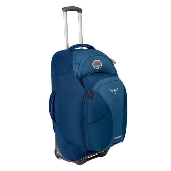OSPREY(オスプレー) メリディアン75(28インチ)/ラグーンブルー OS55001ブルー キャリーバッグ スーツケース トラベル・ビジネスバッグ キャスターバッグ アウトドアギア