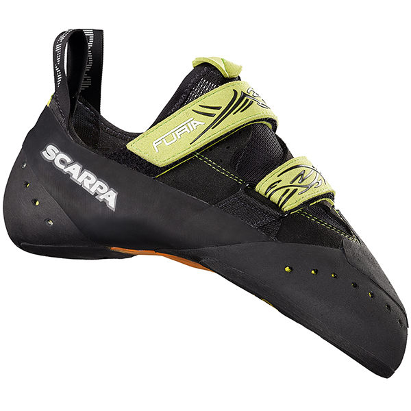 SCARPA(スカルパ) フューリア/ブラック/ライム/#37.5 SC20180ブーツ 靴 トレッキング トレッキングシューズ クライミング用 アウトドアギア