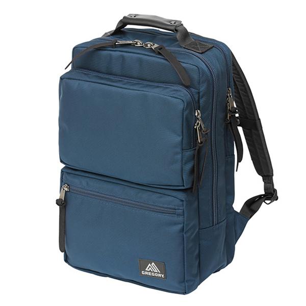 GREGORY(グレゴリー) カバートミッションデイ/インディゴ 65074ブルー リュック バックパック バッグ デイパック デイパック アウトドアギア