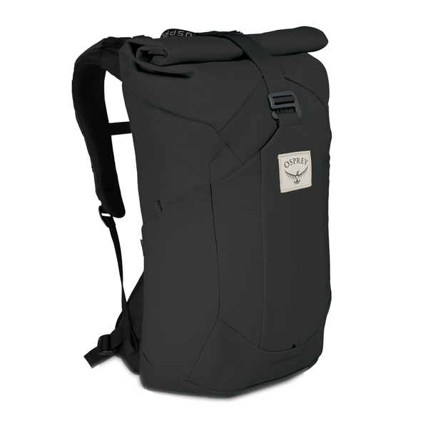 OSPREY(オスプレー) アーケオン25/ストーンウォッシュブラック OS54024アウトドアギア トレッキング20 トレッキングパック バッグ バックパック リュック ブラック 男性用
