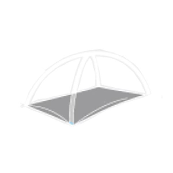 HILLEBERG(ヒルバーグ) ケロン4GT専用 フットプリント 12770036アウトドアギア グランドシート・テントマット テントアクセサリー グランドシート おうちキャンプ