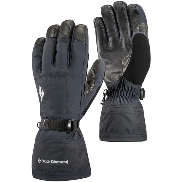 Black Diamond(ブラックダイヤモンド) ソロイスト/ブラック/M BD73032001005アウトドアウェア 冬用グローブ ウェアアクセサリー メンズウェア 手袋 ブラック 男性用