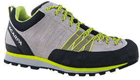 SCARPA(スカルパ) クラックス WMN/オイスター/グリーングロー/#37 SC21040ブーツ 靴 トレッキング トレッキングシューズ ハイキング用 アウトドアギア