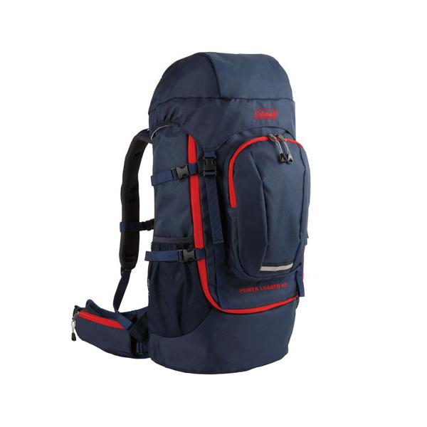 Coleman(コールマン) パワーローダー43(ネイビー) 2000031212アウトドアギア トレッキング40 トレッキングパック バッグ バックパック リュック 男女兼用 おうちキャンプ