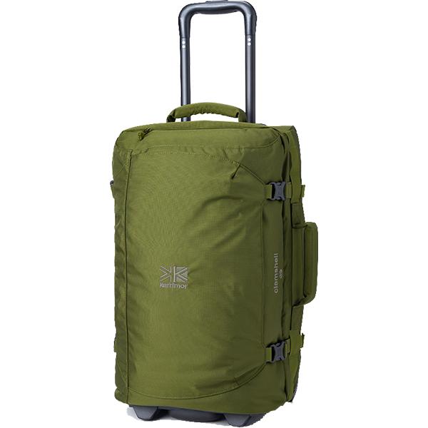 karrimor(カリマー) クラムシェル 80/オリーブ 55971 559カーキ キャリーバッグ スーツケース トラベル・ビジネスバッグ キャスターバッグ アウトドアギア
