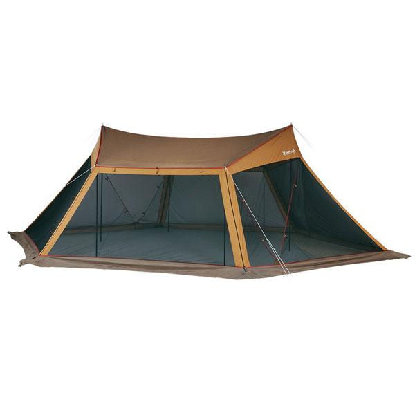 snow peak(スノーピーク) カヤード TP-400六人用(6人用) テント タープ キャンプ用テント キャンプ大型 アウトドアギア
