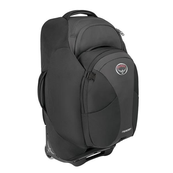 OSPREY(オスプレー) メリディアン75(28インチ)/メタルグレー OS55001グレー キャリーバッグ スーツケース トラベル・ビジネスバッグ キャスターバッグ アウトドアギア