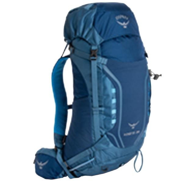 OSPREY(オスプレー) ケストレル 28/オーシャンブルー/M/L OS50152ブルー リュック バックパック バッグ トレッキングパック トレッキング30 アウトドアギア