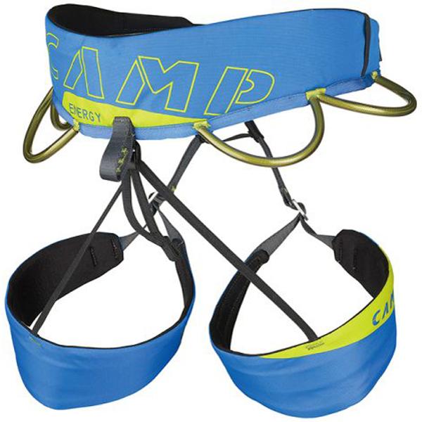 CAMP(カンプ) エナジー/SS 5081600ブルー ハーネス トレッキング 登山 指定なし アウトドアギア