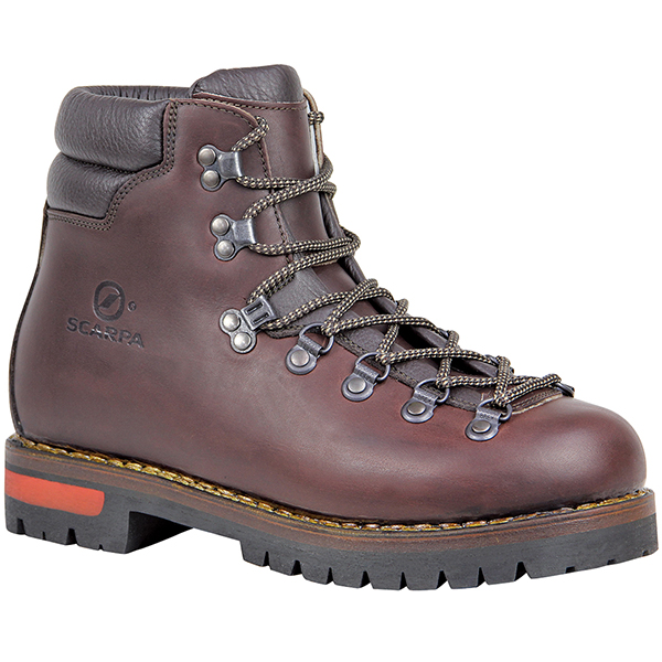 SCARPA(スカルパ) シェルパ/#41 SC22110ブラウン ブーツ 靴 トレッキング トレッキングシューズ トレッキング用 アウトドアギア