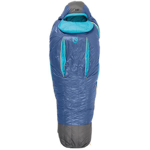 NEMO(ニーモ・イクイップメント) ラムジー 30 NM-RMS-30ブルー シュラフ 寝袋 アウトドア用寝具 マミー型 マミースリーシーズン アウトドアギア