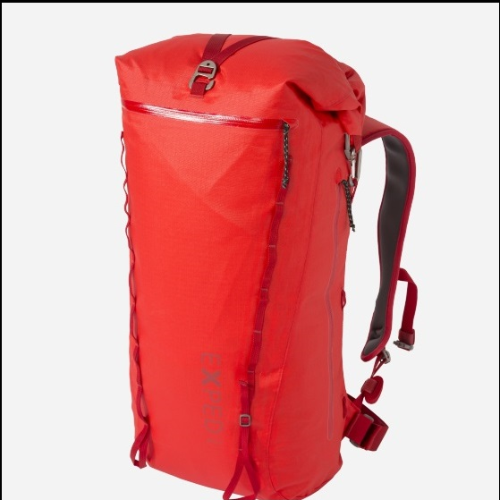 EXPED(エクスペド) Serac 35/レッド(R00)/M 396093バックパック デイパック バッグ トレッキングパック トレッキング30 アウトドアギア
