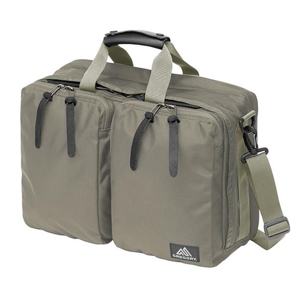 GREGORY(グレゴリー) カバートエクステンデッドミッション/グレー 73328グレー 男女兼用バッグ バッグ ブランド雑貨 トラベル・ビジネスバッグ 3WAYバッグ アウトドアギア