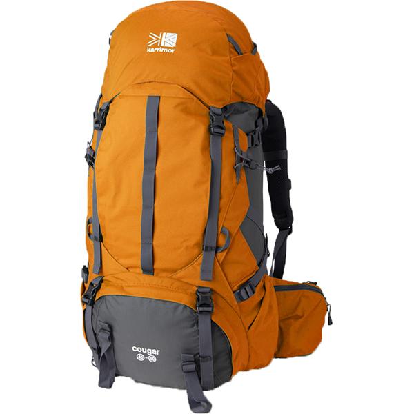 karrimor(カリマー) クーガー 45-60/パンプキン 68577 68577オレンジ リュック バックパック バッグ トレッキングパック トレッキング40 アウトドアギア