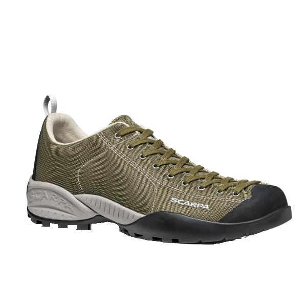 SCARPA(スカルパ) モヒートフレッシュ/オリーブ/38 SC21051アウトドアギア クライミング用 トレッキングシューズ トレッキング 靴 ブーツ 男性用
