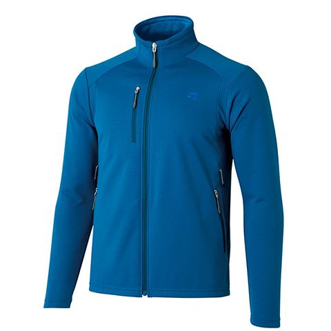 finetrack(ファイントラック) MENSドラウトクロージャケット/FN/L FMM0521アウトドアウェア ジャケット男性用 ジャケット メンズウェア アウター ブルー