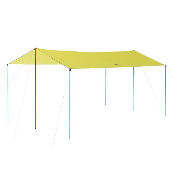 OUTDOOR LOGOS(ロゴス) ROSY レクタ 4830 71808019タープ タープ テント ヘキサ・ウイング型タープ ヘキサ・ウイング型タープ アウトドアギア