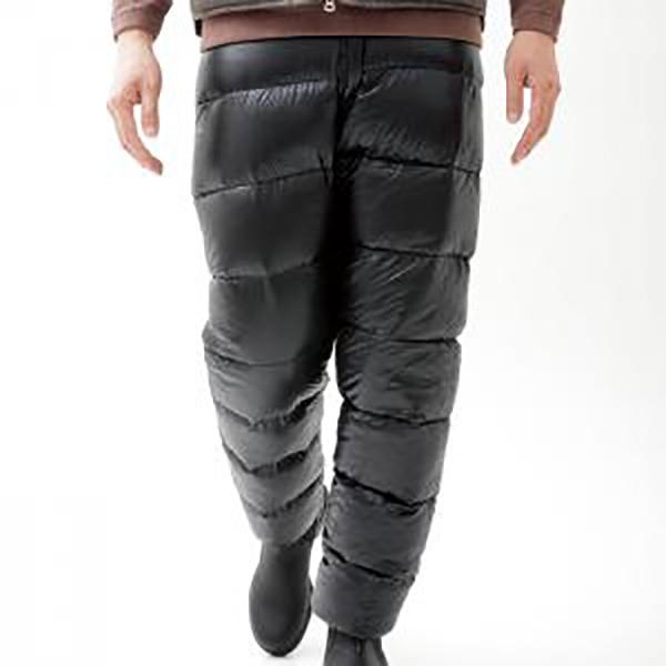 NANGA(ナンガ) スーパーライトダウンパンツ/LL/BLK SP-PT8男性用 ブラック ロングパンツ メンズウェア ウェア ダウンパンツ ダウンパンツ男性用 アウトドアウェア