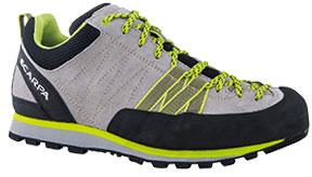 SCARPA(スカルパ) クラックス WMN/オイスター/グリーングロー/#39 SC21040ブーツ 靴 トレッキング トレッキングシューズ ハイキング用 アウトドアギア