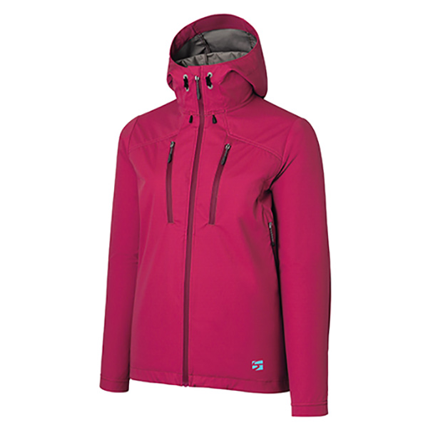finetrack(ファイントラック) WOMENSフロウラップフーディ/FU/S FAW0902アウトドアウェア ジャケット女性用 ジャケット レディースウェア アウター ピンク