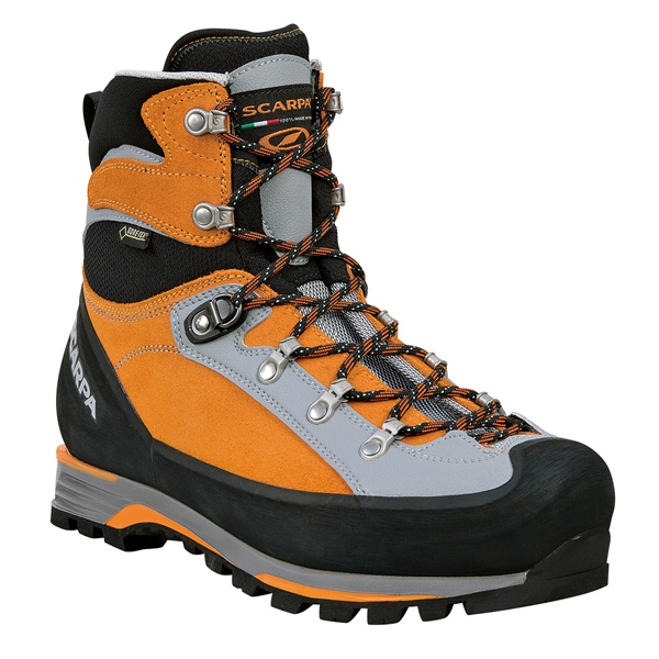 SCARPA(スカルパ) トリオレ プロ GTX/オレンジ/#42 SC23011男性用 オレンジ ブーツ 靴 トレッキング トレッキングシューズ トレッキング用 アウトドアギア