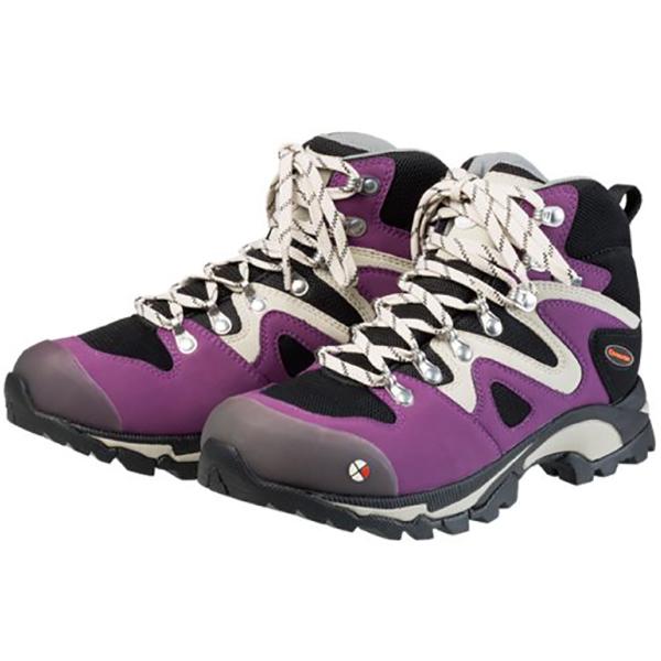 Caravan(キャラバン) C4_03/778グレープ/25.5cm 0010403女性用 パープル ブーツ 靴 トレッキング トレッキングシューズ トレッキング用女性用 アウトドアギア